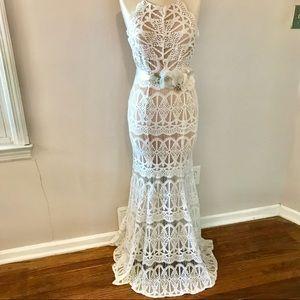 ❤️ Sexy + Comfy Wedding Dress ❤️